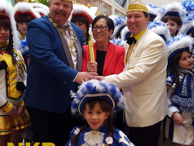 Karnevalisten treten das Amt als NKR-Botschafter an