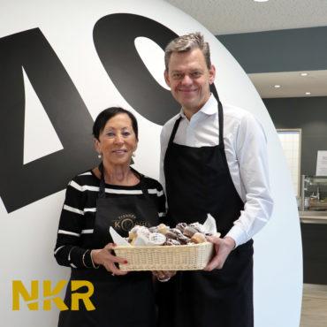 """NKR unterstützt den Verein """"Kochen für Obdachlose"""""""