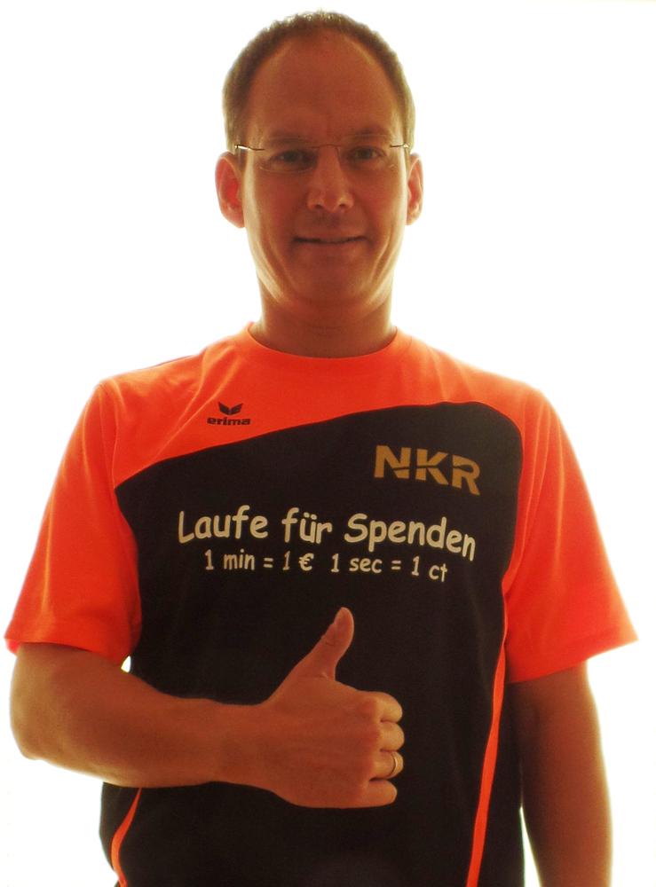 """Projekt """"Laufe für Spenden"""""""