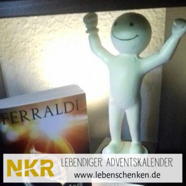 Lebendiger Adventskalender zugunsten des NKR