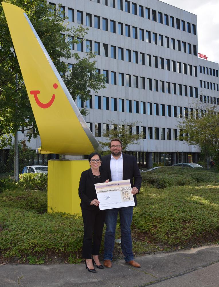 10.699,25 Euro von TUI und TUIfly für das NKR