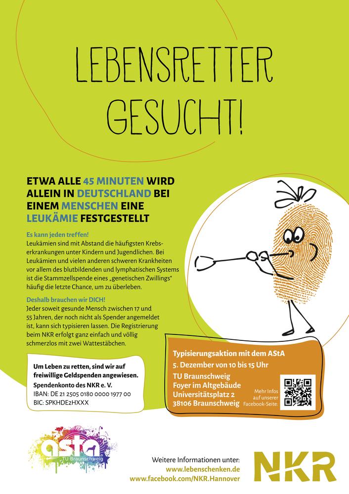 Typisierung an der TU Braunschweig
