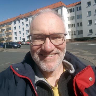 Axel Heintzmann braucht eine Stammzellspende